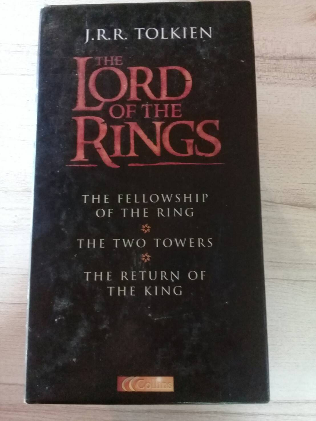 The Lord of the Rings Box Set (7 books)